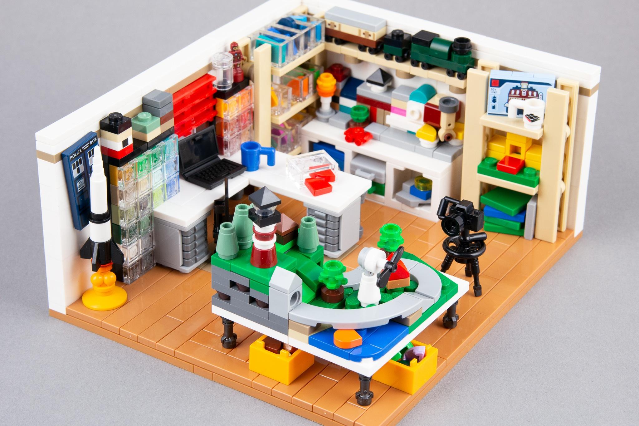 Moc Stonewars LEGO Zimmer