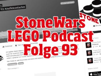 Stonewars LEGO Podcast Folge 93