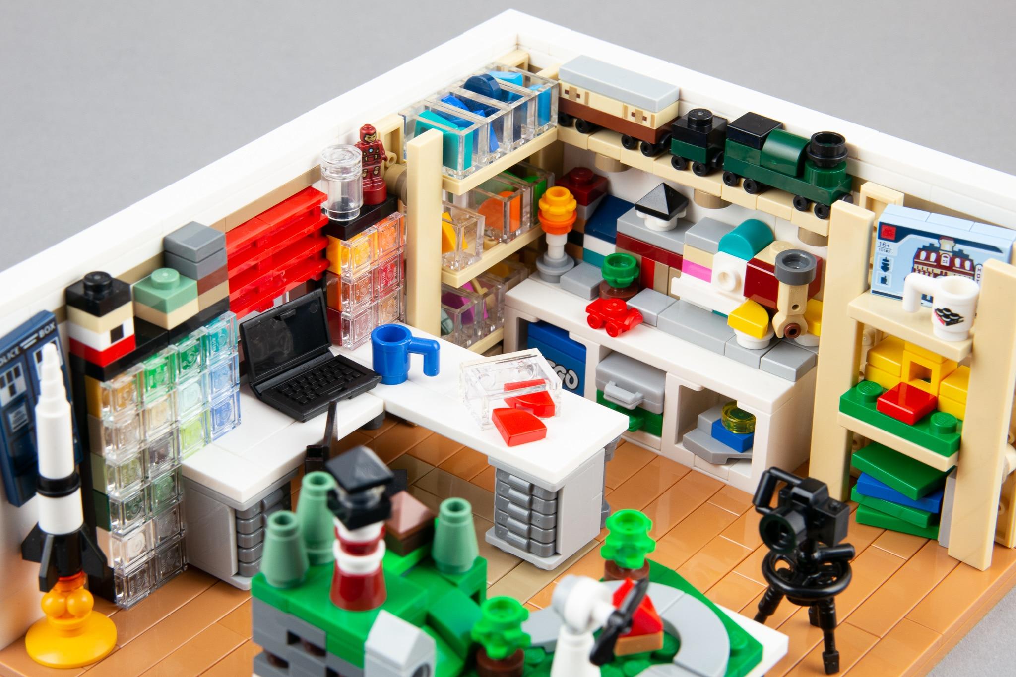 Stonewars Moc LEGO Zimmer (2)