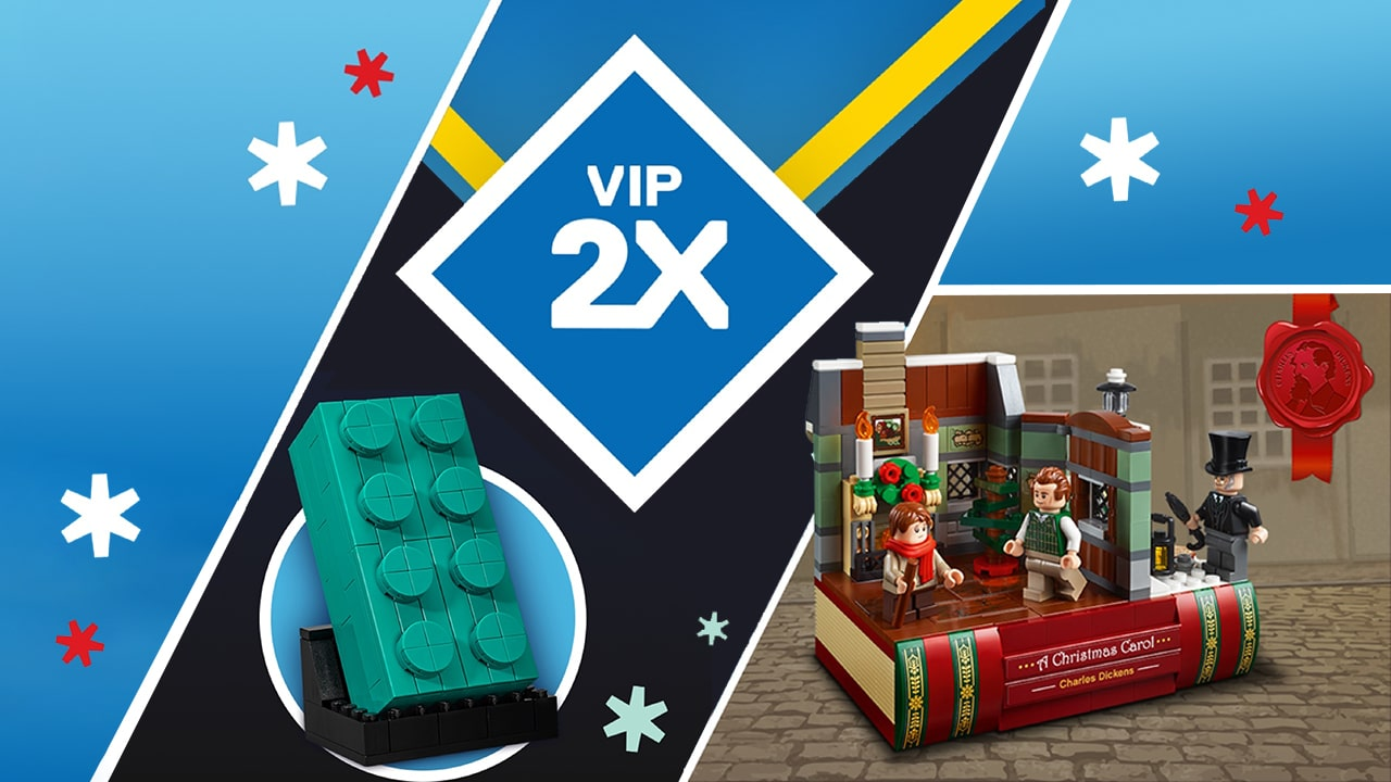 LEGO VIP-Wochenende 2020