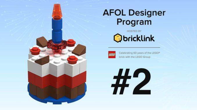 Bricklink AFOL Designer Programm V2