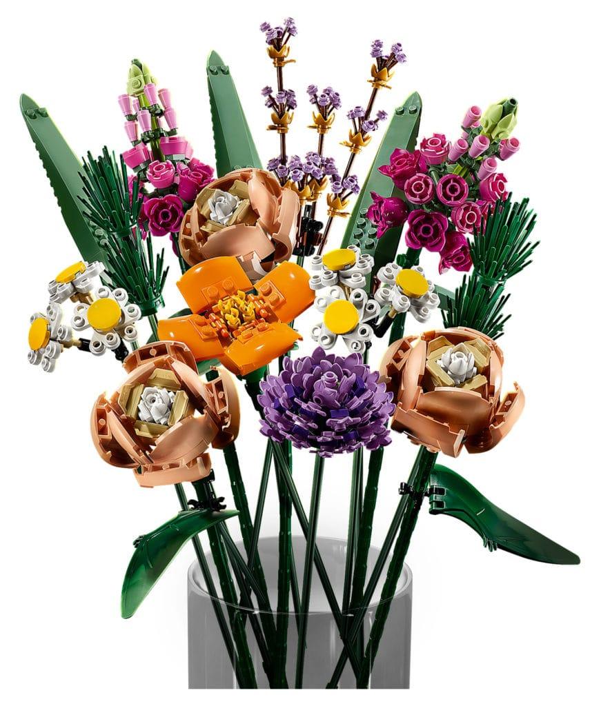 LEGO 10280 Blumenstrauss (in Vase)