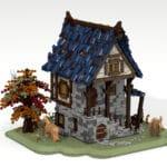 LEGO 21325 Schmiede Fan Entwurf 02
