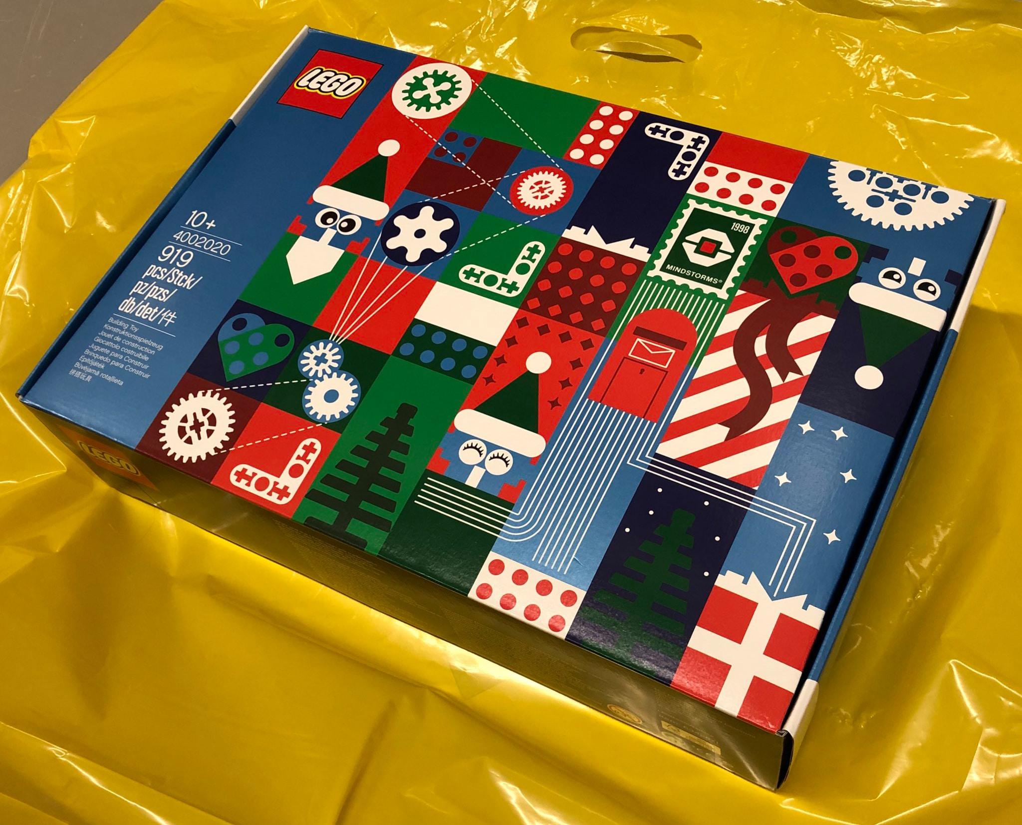 LEGO 4002020 Mitarbeiter Weihnachten (4)