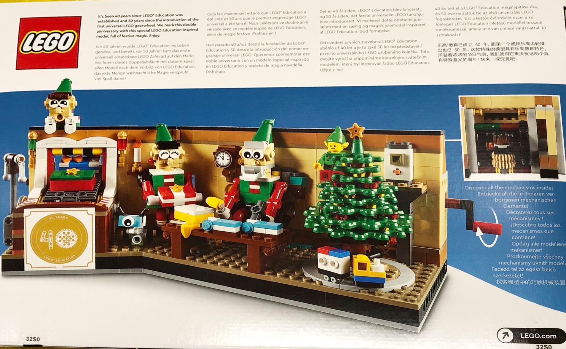 LEGO 4002020 Mitarbeiter Weihnachten (5)