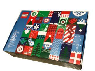 LEGO 4002020 Mitarbeiter Weihnachten Titelbild