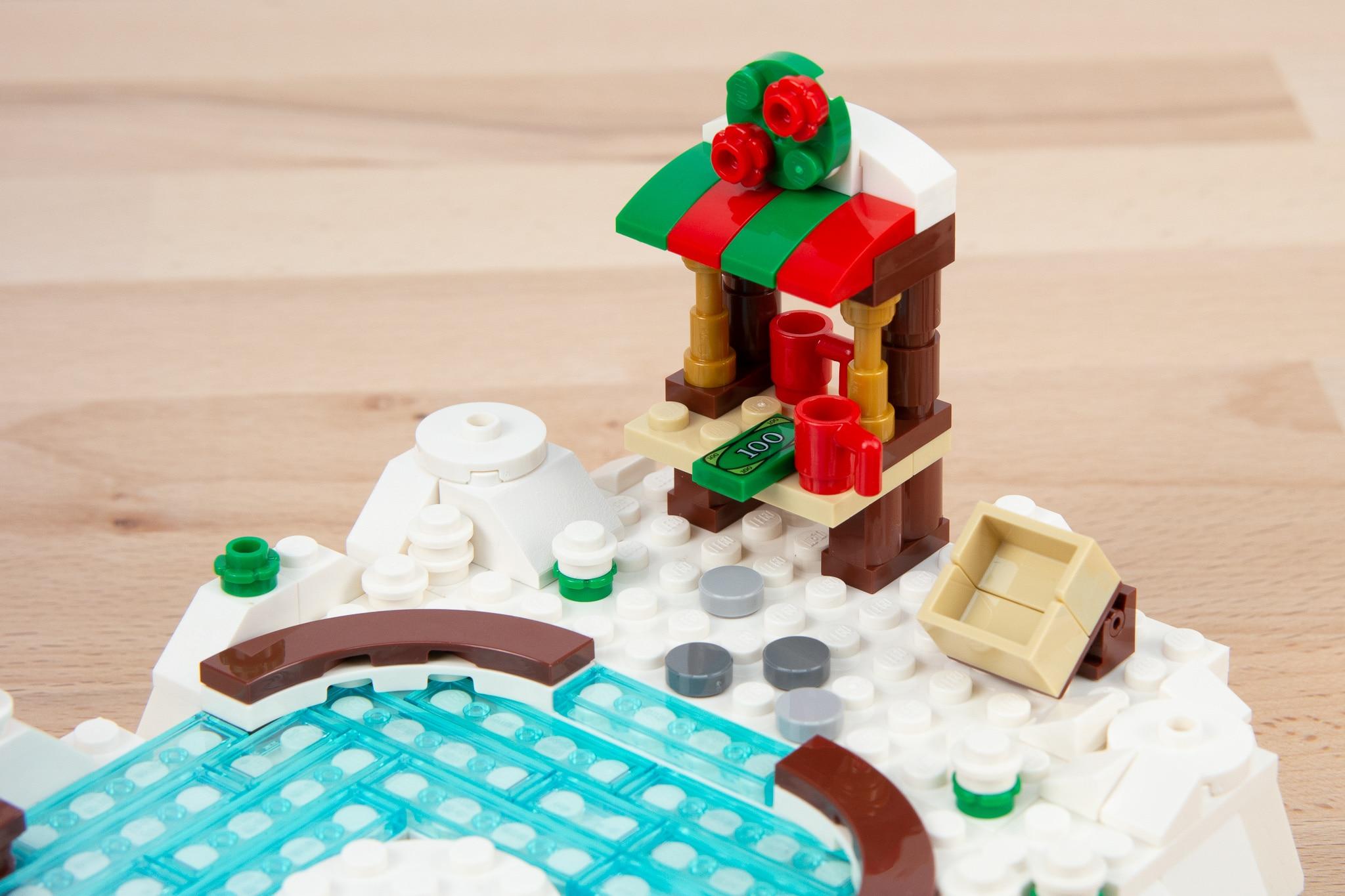 LEGO 40416 Eislaufplatz Stonewars Review (14)