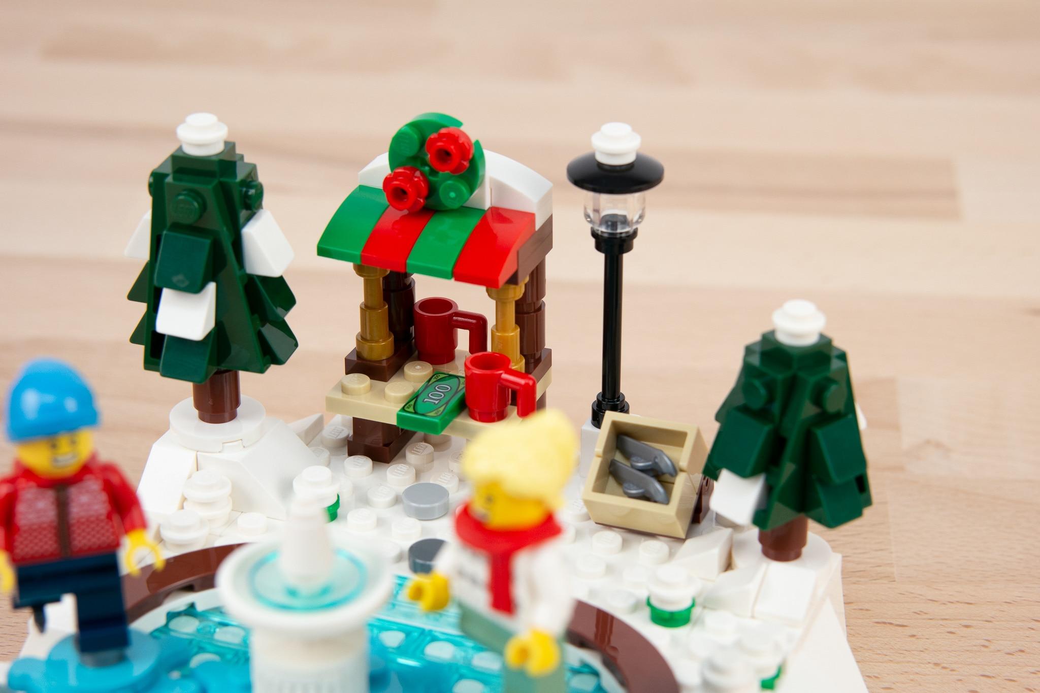 LEGO 40416 Eislaufplatz Stonewars Review (17)