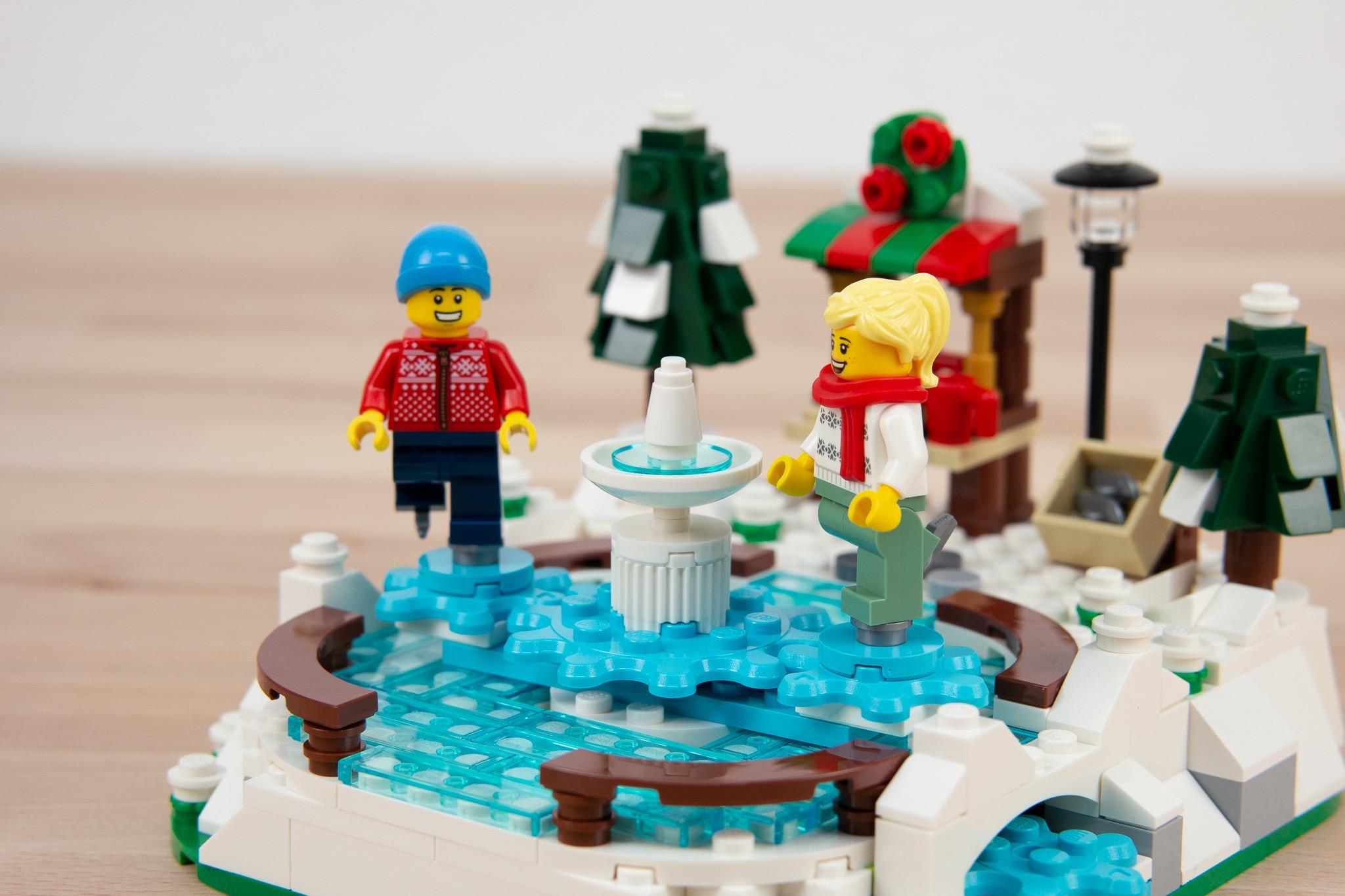 LEGO 40416 Eislaufplatz Stonewars Review (18)