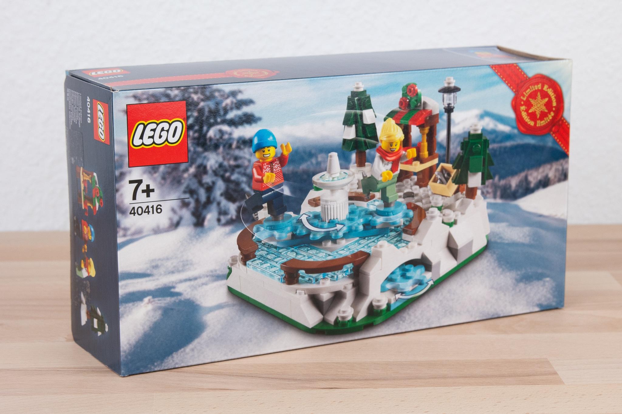 LEGO 40416 Eislaufplatz Stonewars Review (2)