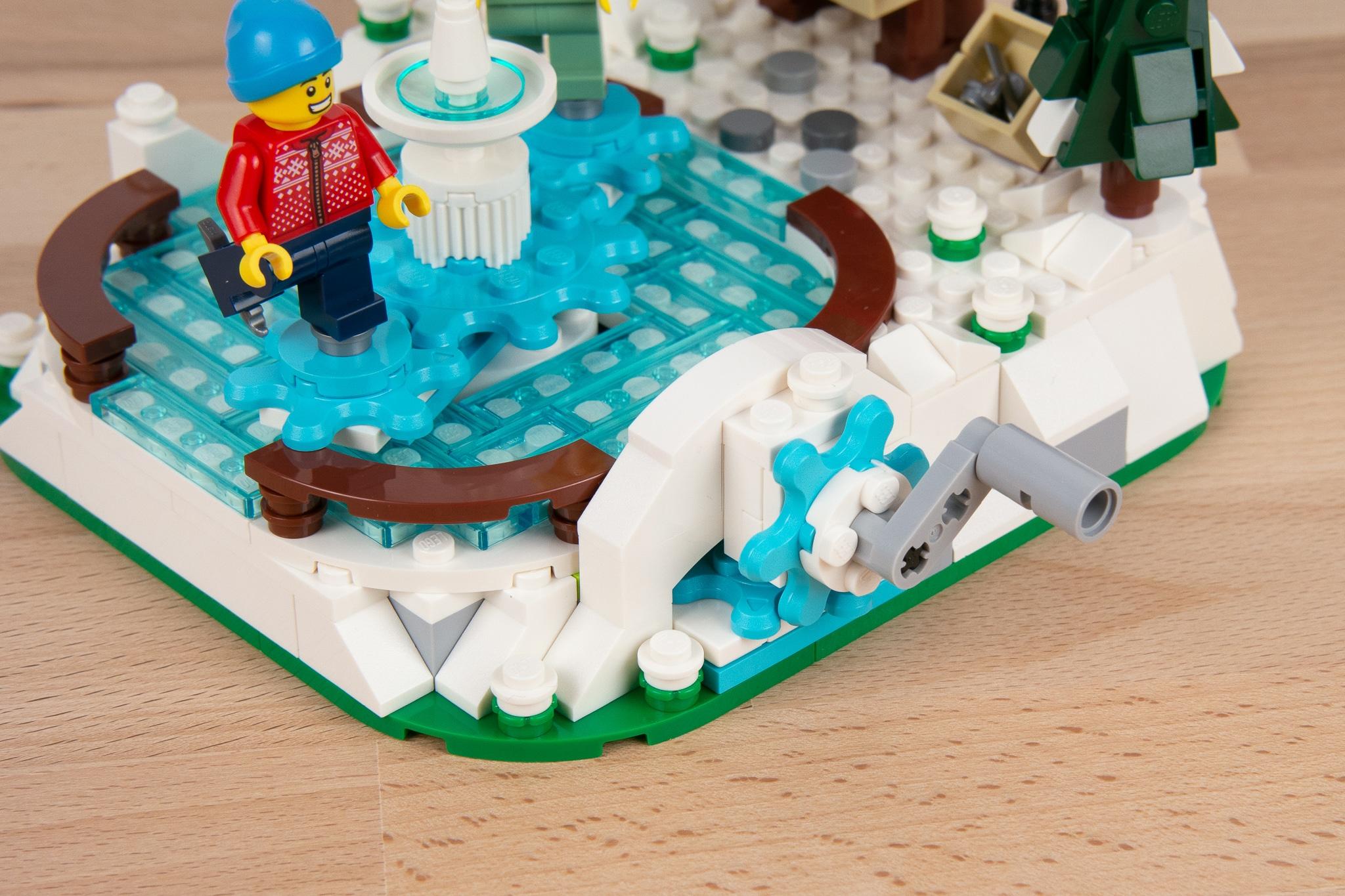 LEGO 40416 Eislaufplatz Stonewars Review (28)