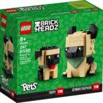 LEGO 40440 Brickheadz Hunde (1)