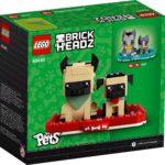 LEGO 40440 Brickheadz Hunde (2)
