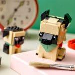 LEGO 40440 Brickheadz Hunde (5)
