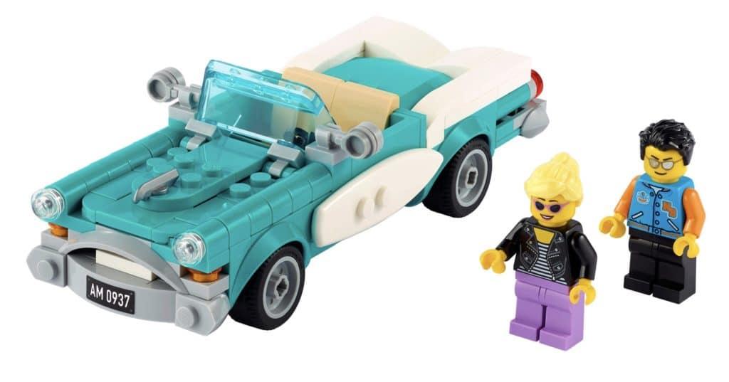 LEGO 40448 Oldtimer 1