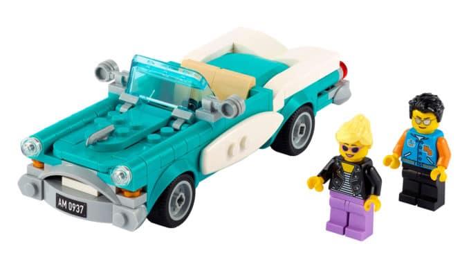 LEGO 40448 Oldtimer Titel