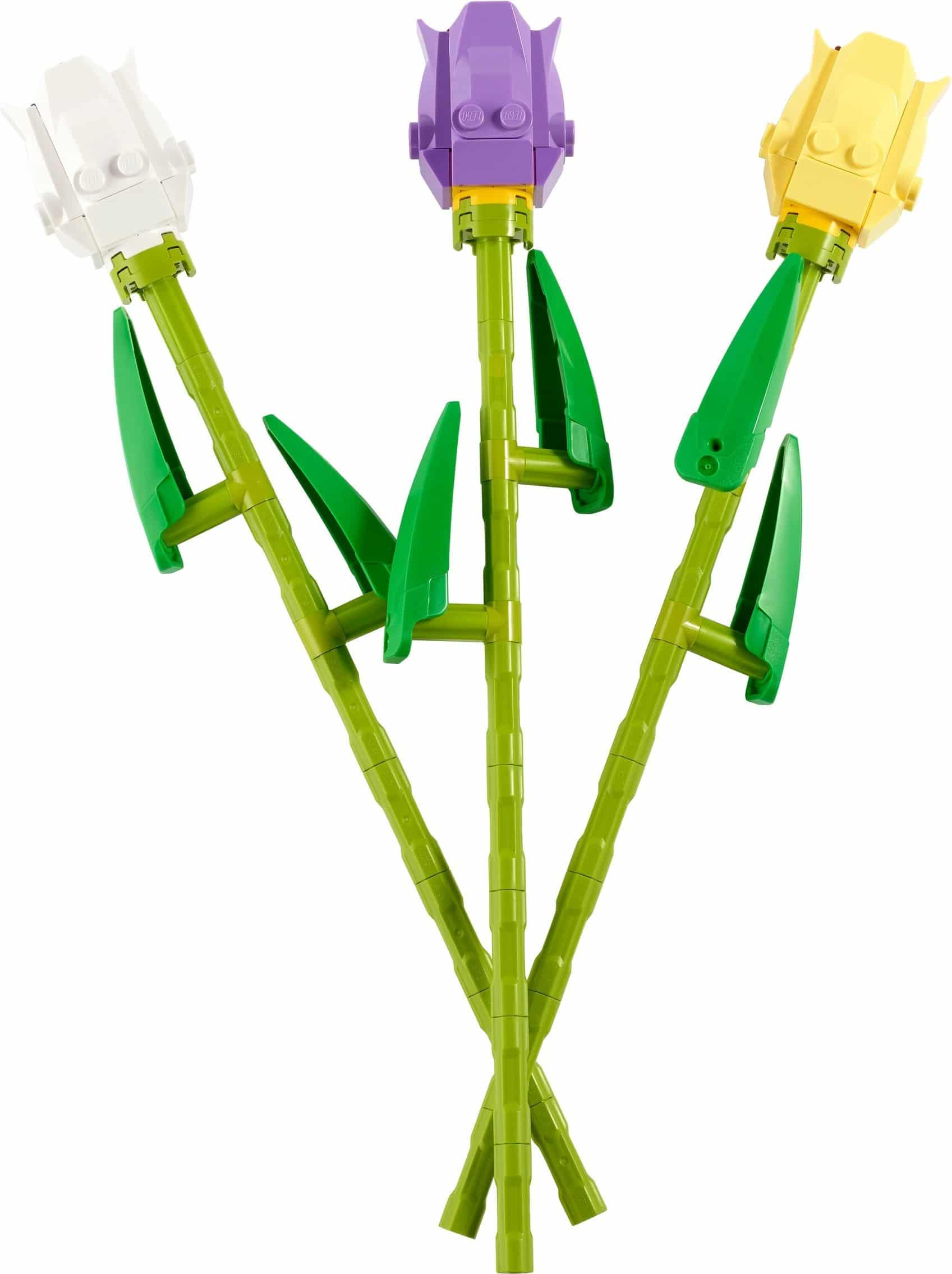LEGO 40461 Tulpen (1)