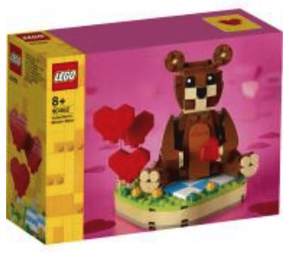 LEGO 40462 Valentines Bear