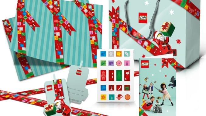 LEGO 5006482 Holiday Gift Set