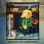 LEGO 71741 Ninjago City Gardens Apartment