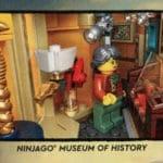 LEGO 71741 Ninjago City Gardens Museum