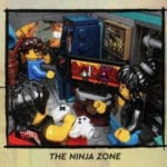 LEGO 71741 Ninjago City Gardens Ninja Zone