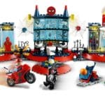 LEGO 76175 Attack On The Spider Lair 10
