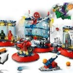 LEGO 76175 Attack On The Spider Lair 7