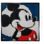 LEGO Art 31202 Mickey Minnie (3)