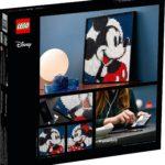 LEGO Art 31202 Mickey Minnie (5)
