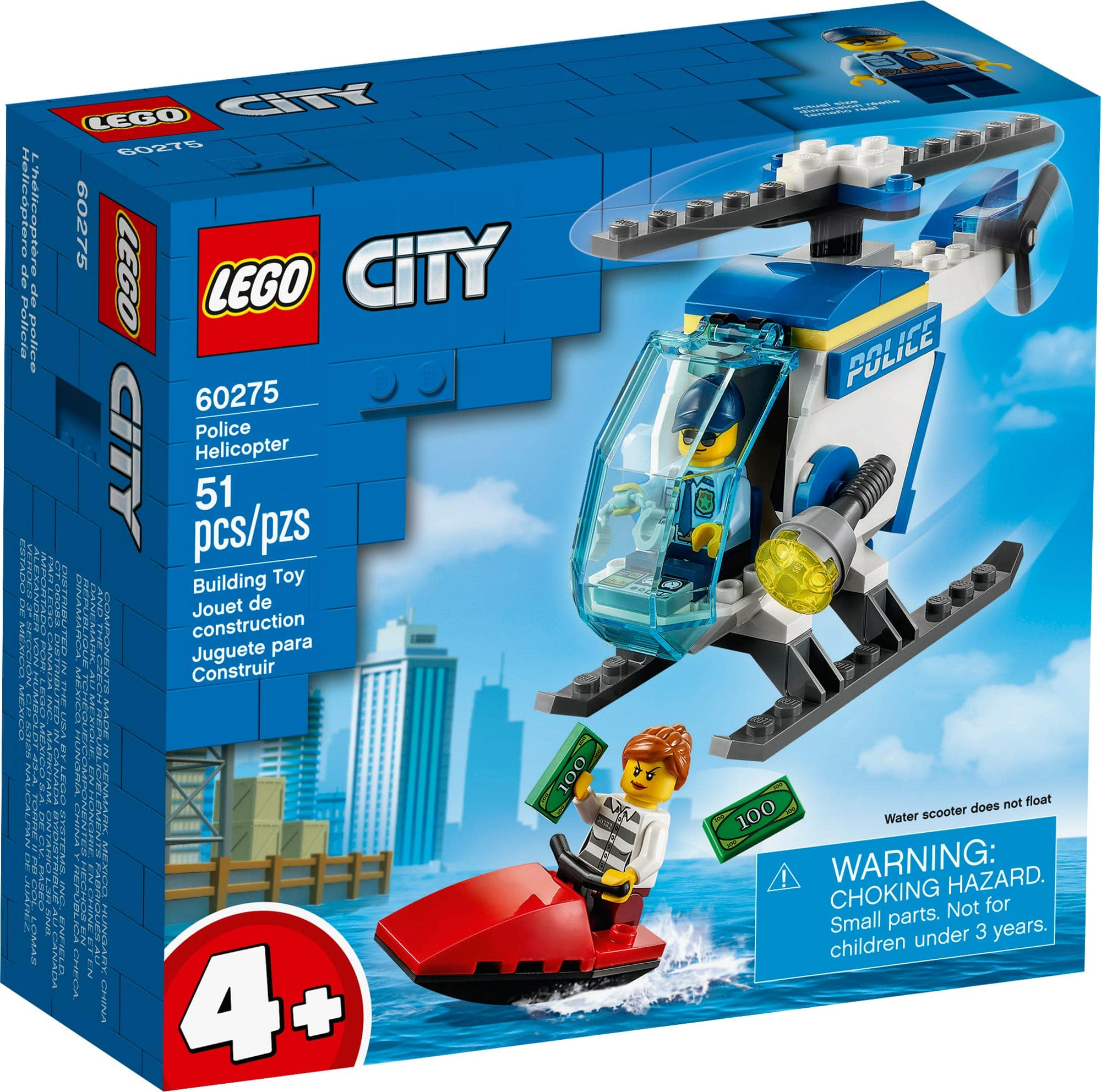 LEGO City 60275 Polizeihubschrauber (2)
