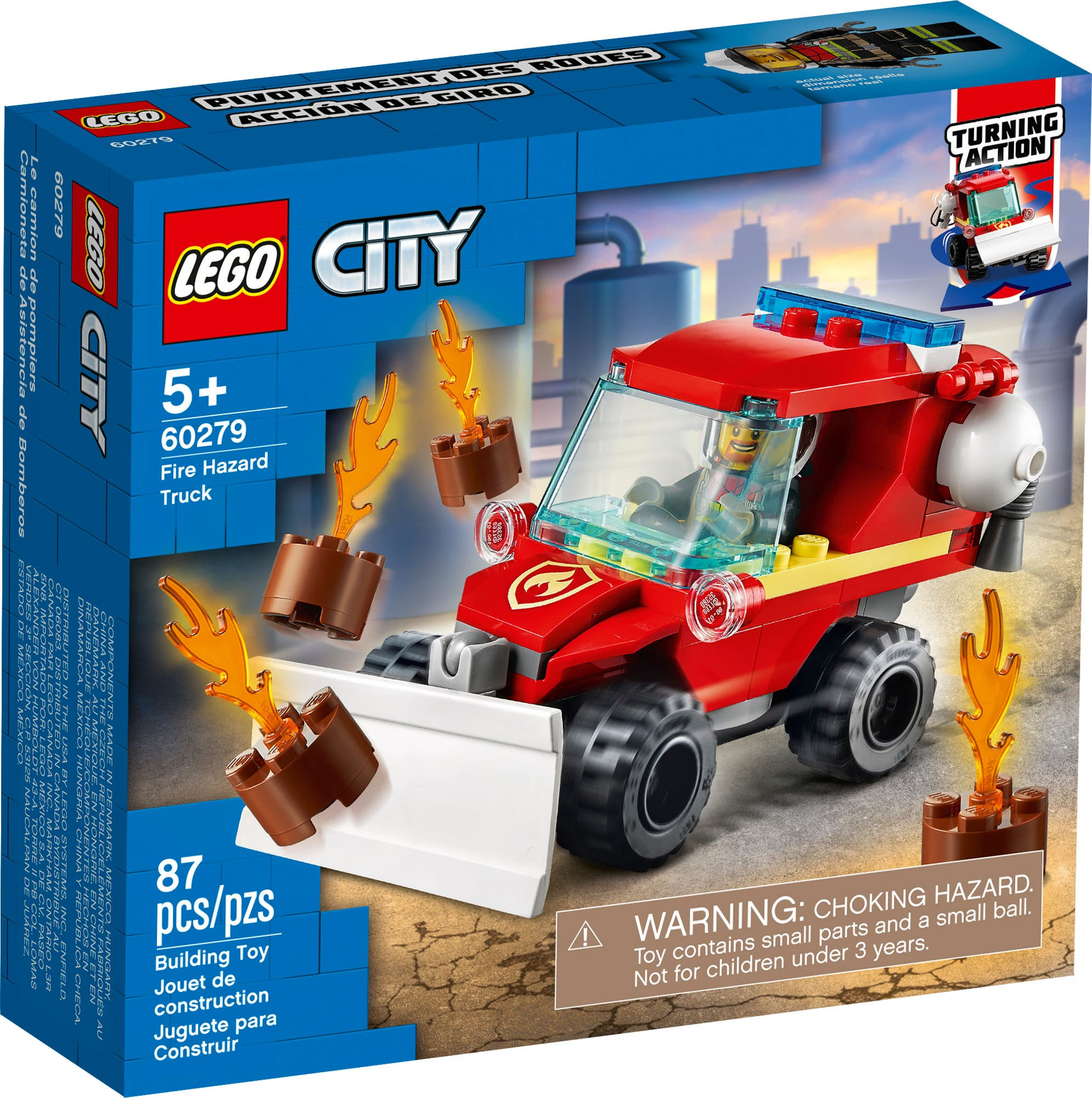 LEGO City 60279 Löschfahrzeug (2)