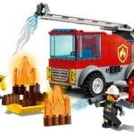 LEGO City 60280 Feuerwehrauto Mit Leiter (3)