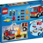 LEGO City 60280 Feuerwehrauto Mit Leiter (8)