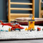LEGO City 60281 Feuerwehrhubschrauber (12)