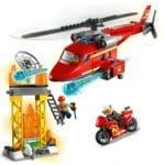 LEGO City 60281 Feuerwehrhubschrauber (3)