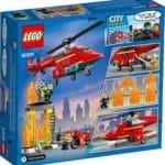 LEGO City 60281 Feuerwehrhubschrauber (9)