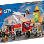 LEGO City 60282 Mobile Feuerwehreinsatzzentrale (2)