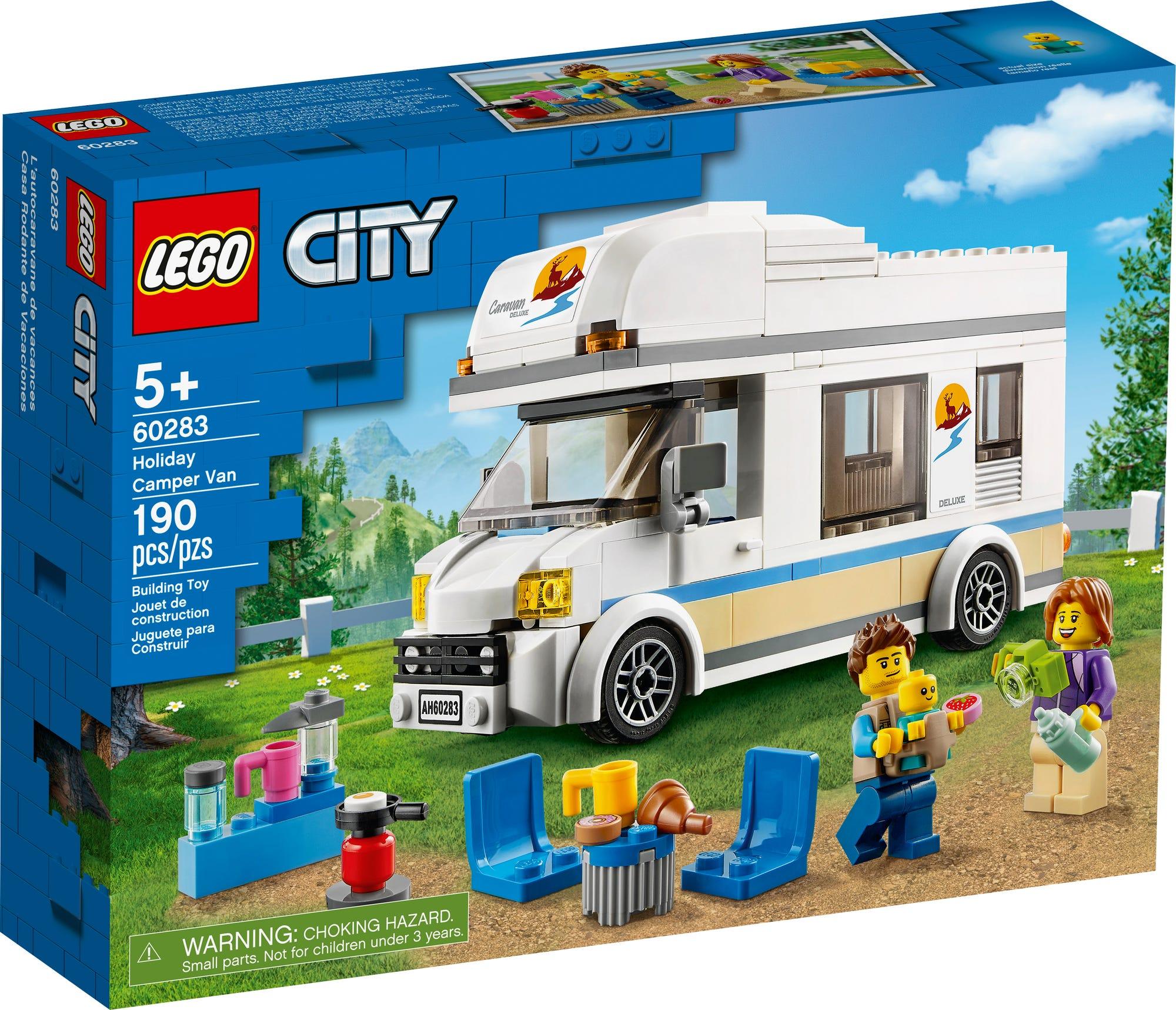 LEGO City 60283 Ferien Wohnmobil (2)