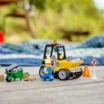 LEGO City 60284 Baustellen Lkw (10)