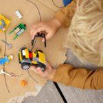 LEGO City 60284 Baustellen Lkw (8)