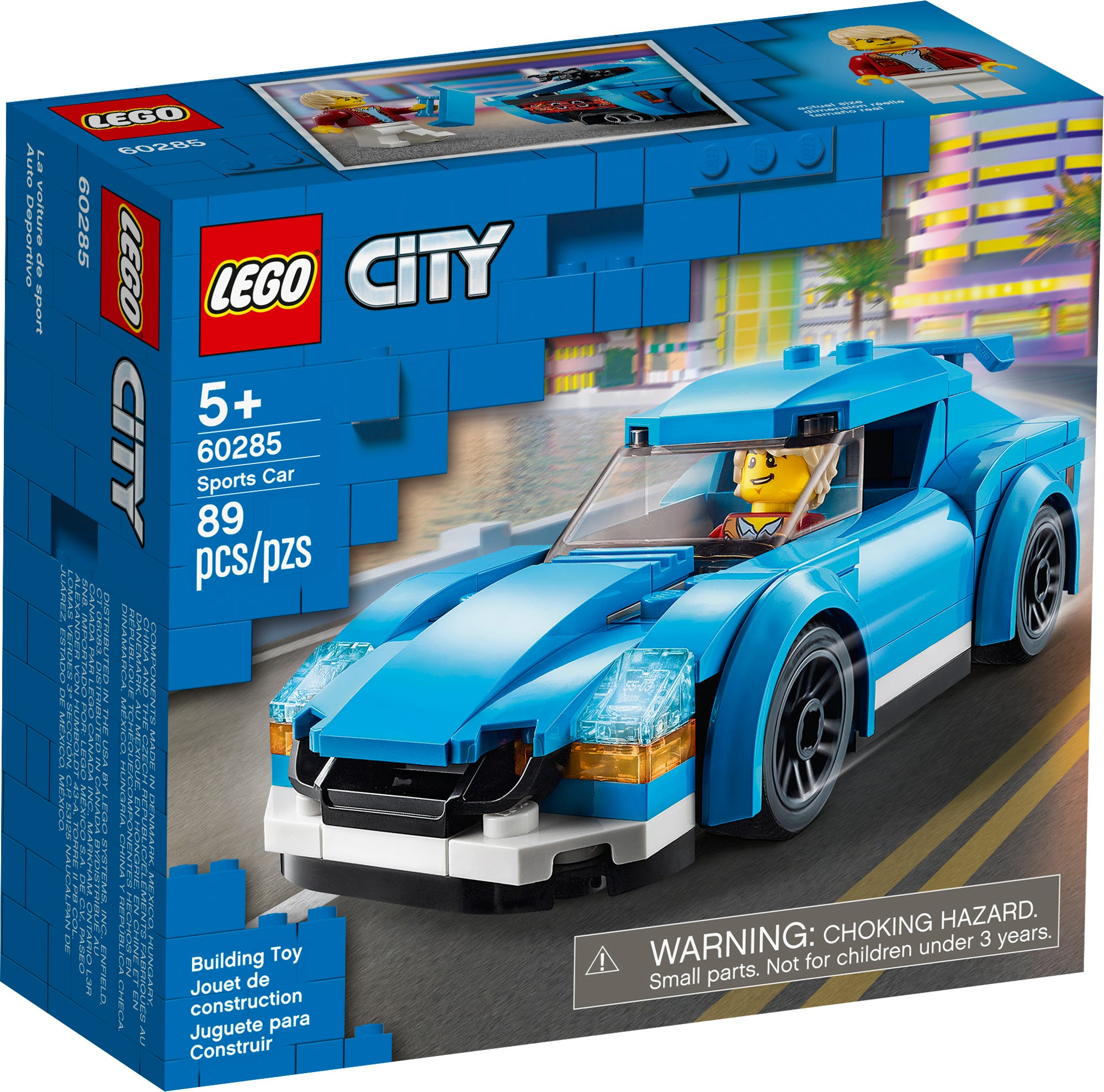 LEGO City 60285 Sportwagen (2)