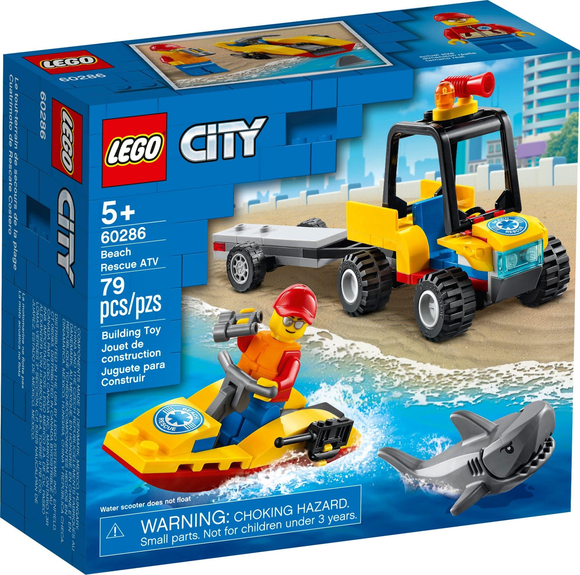 LEGO City 60286 Strand Rettungsquad (2)
