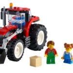 LEGO City 60287 Traktor (1)