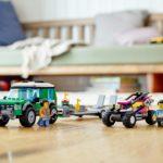 LEGO City 60288 Rennbuggy Transporter (10)