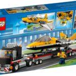 LEGO City 60289 Flugshow Jet Transporter (8)