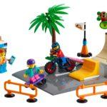 LEGO City 60290 Skatepark (1)