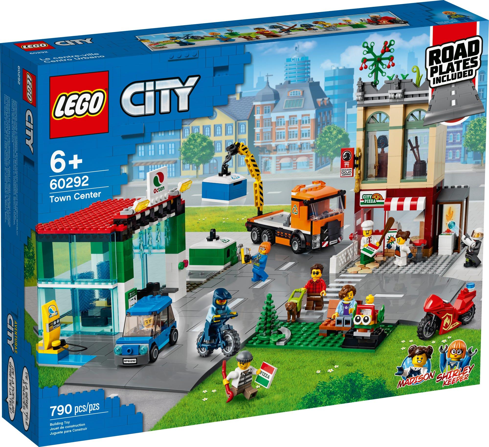 LEGO City 60292 Stadtzentrum (2)
