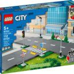 LEGO City 60304 Straßenkreuzung Mit Ampeln (2)