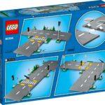 LEGO City 60304 Straßenkreuzung Mit Ampeln (9)